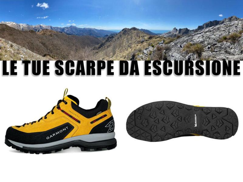 Scarpe da escursionismo