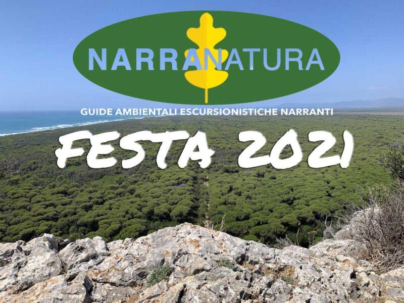 Diario di viaggio: Festa Narranatura 2021